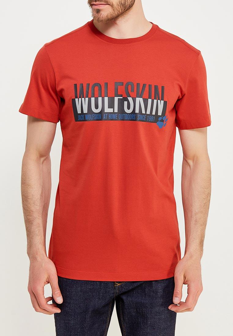 Футболка Jack Wolfskin 1805641-3740