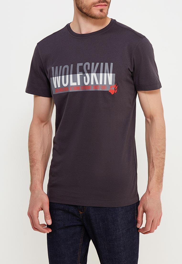 Футболка Jack Wolfskin 1805641-6352