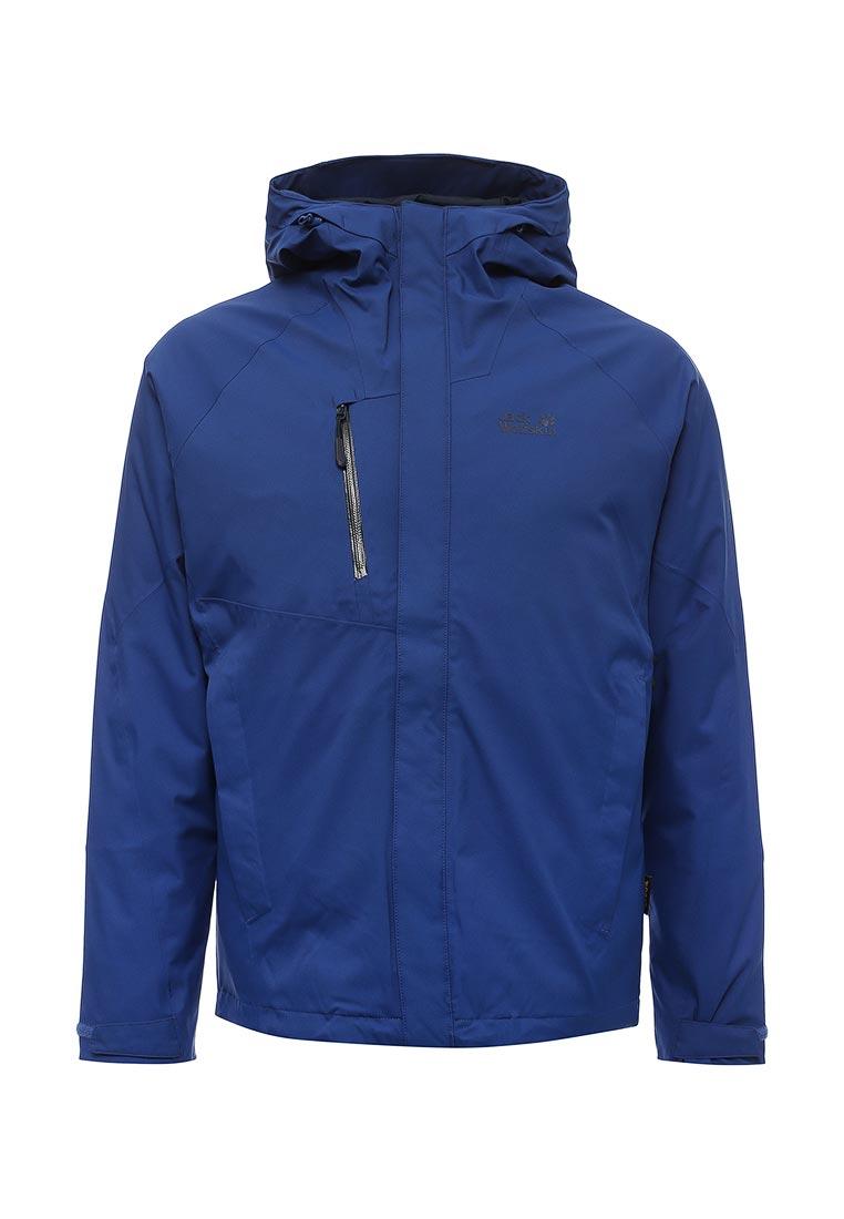 Утепленная куртка Jack Wolfskin 1106901-1505