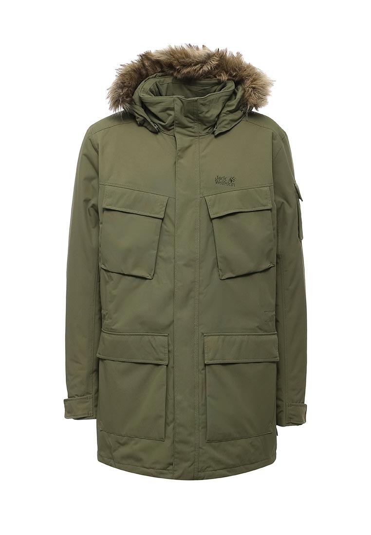 Утепленная куртка Jack Wolfskin 1107672/5052