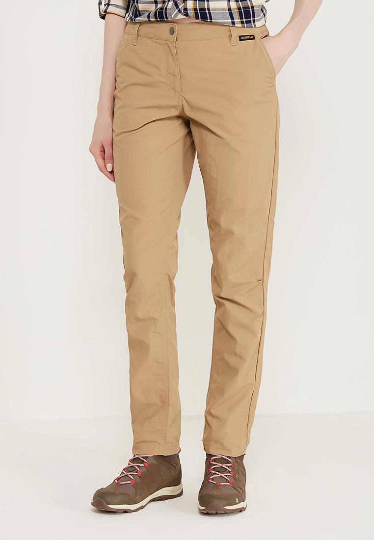Женские прямые брюки Jack Wolfskin 1503312-5605