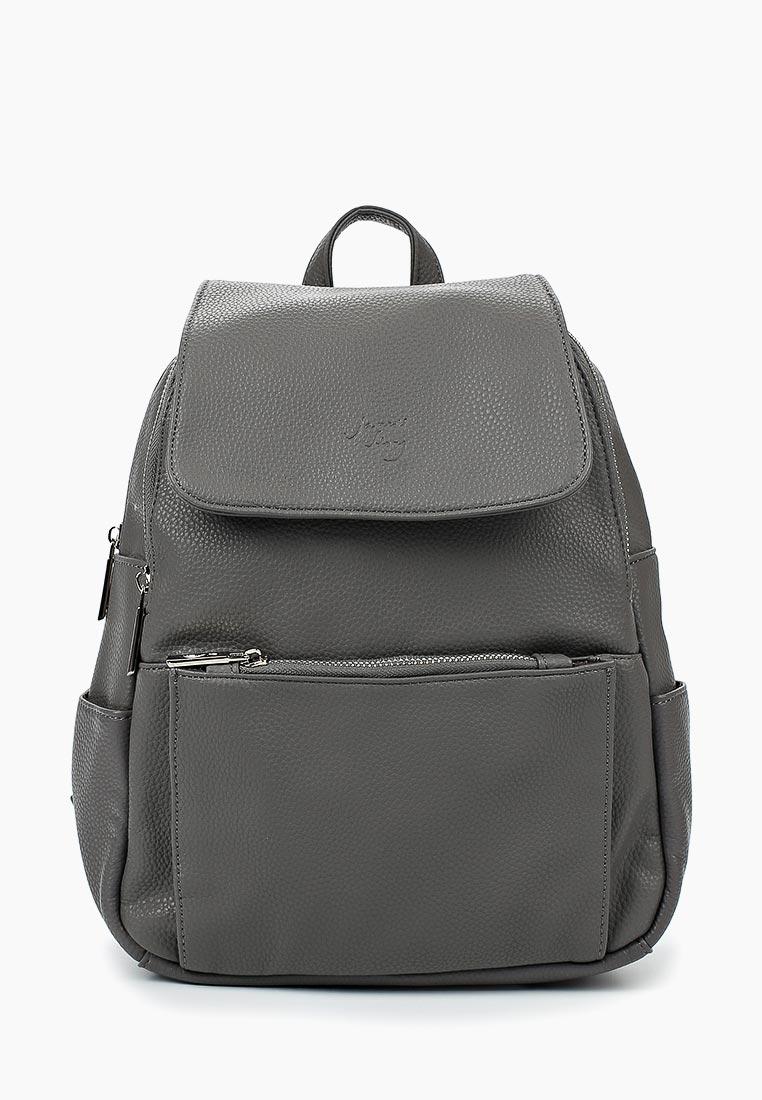 Городской рюкзак Jane's Story DF-G003-77 светло-серый