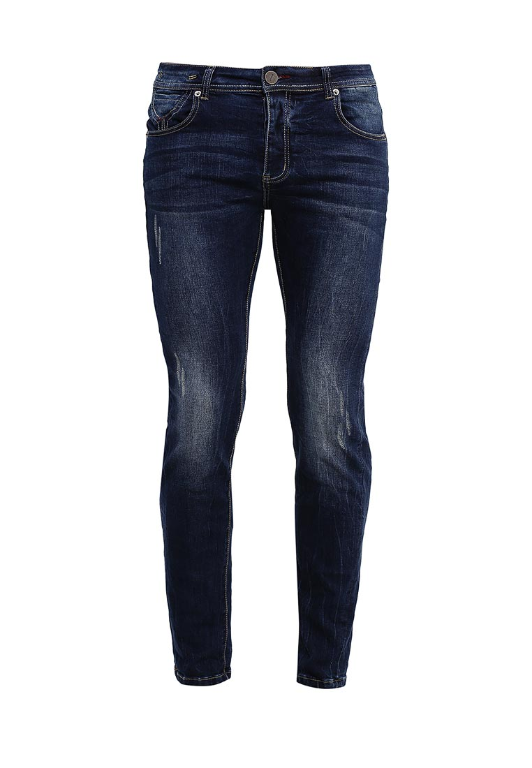 Зауженные джинсы Jack & Berry R33-FG30