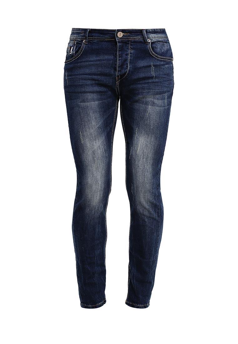 Зауженные джинсы Jack & Berry R33-FG52