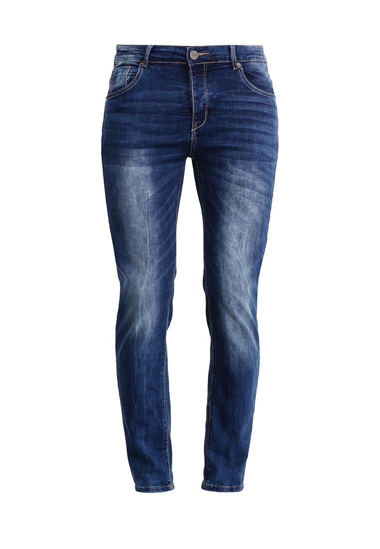 Зауженные джинсы Jack & Berry R33-FG70