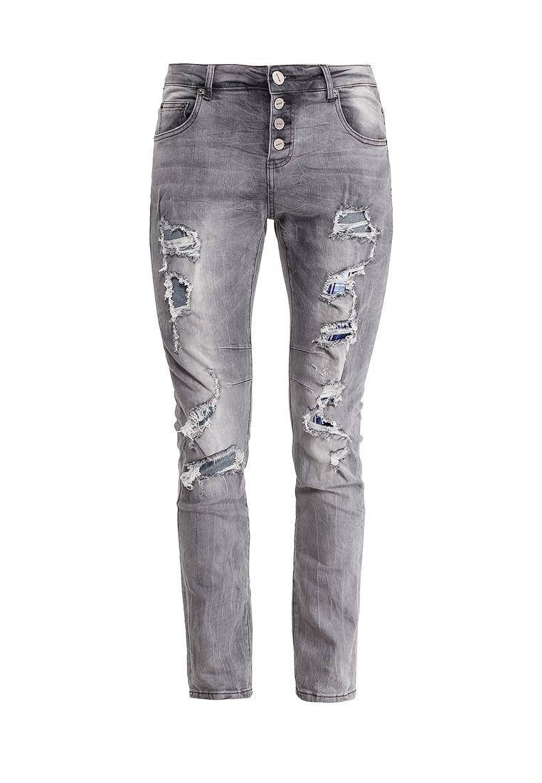 Зауженные джинсы Jack & Berry R33-FG73