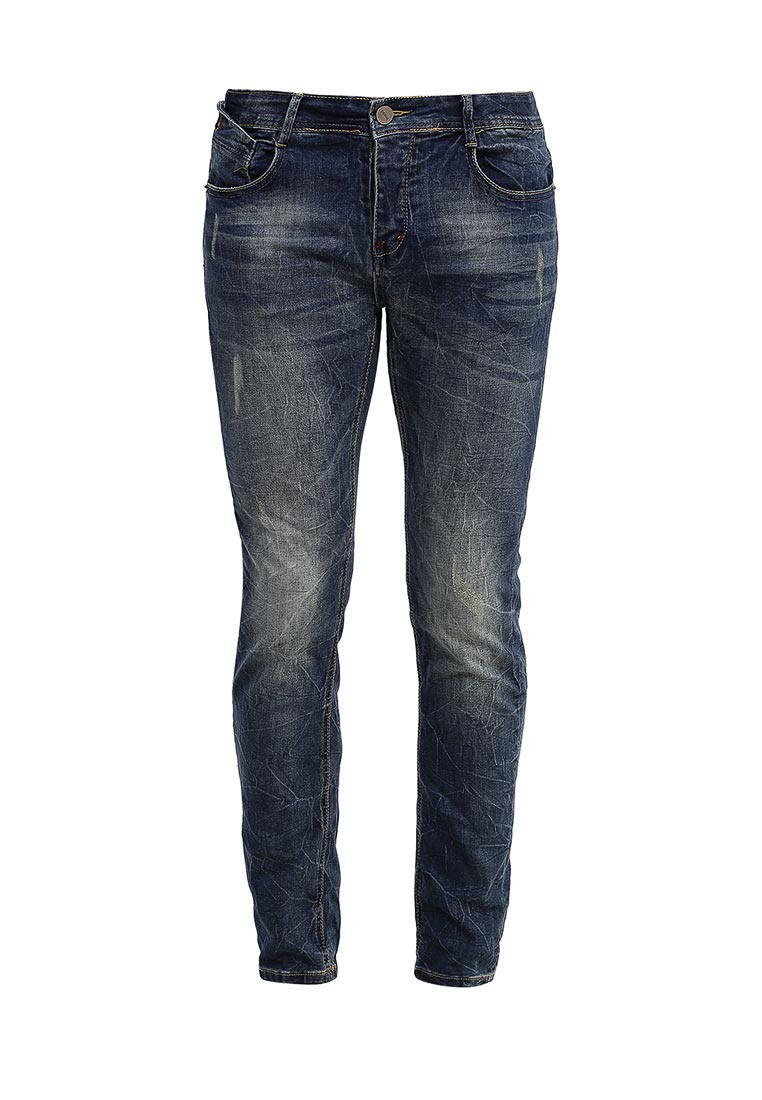 Зауженные джинсы Jack & Berry R33-FG83