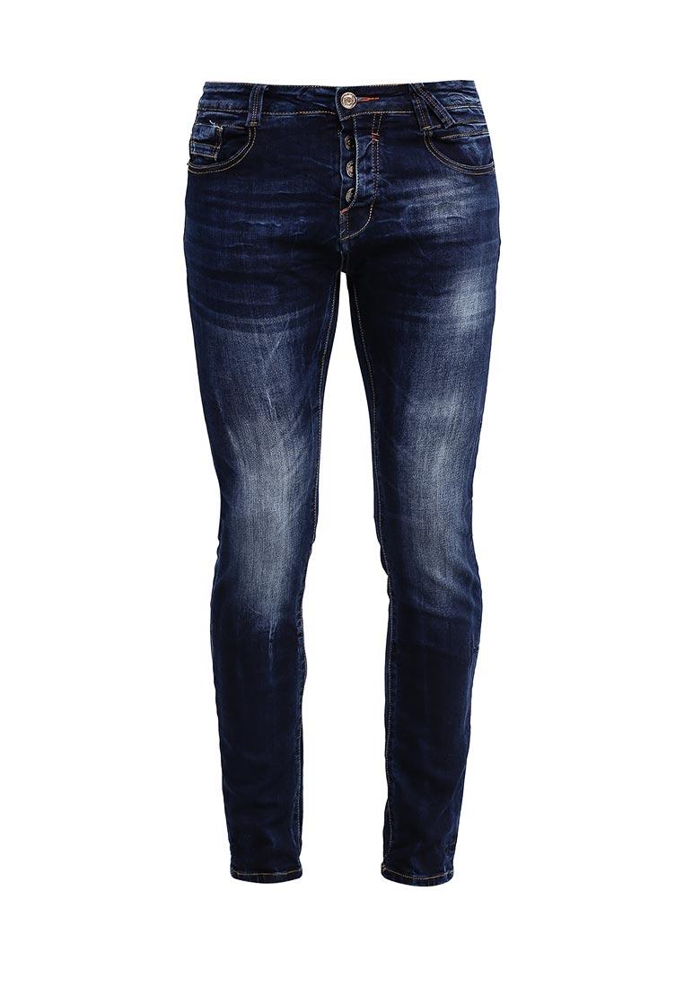 Зауженные джинсы Jack & Berry R33-FG89