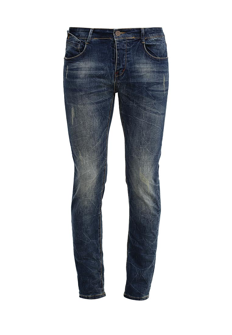 Зауженные джинсы Jack & Berry R33-JK655