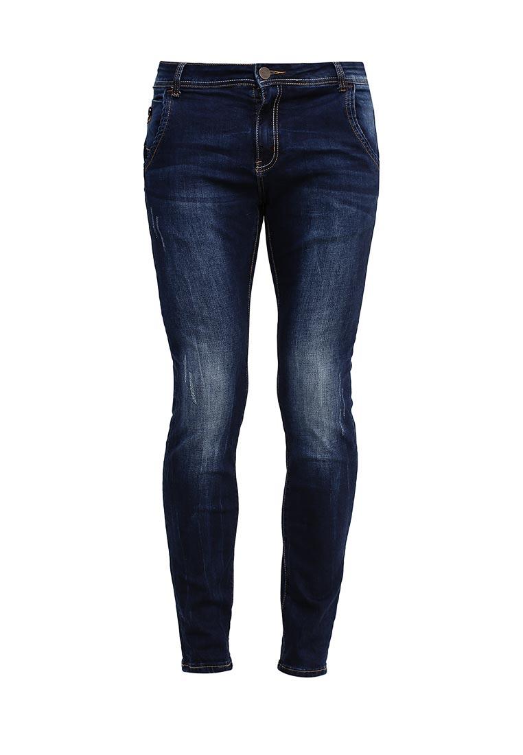 Зауженные джинсы Jack & Berry R33-JK665