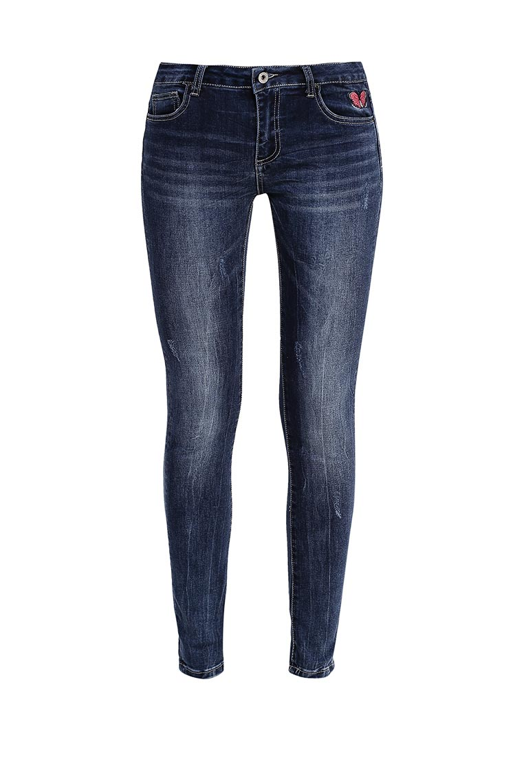 Зауженные джинсы Jack & Berry R33-JK1016