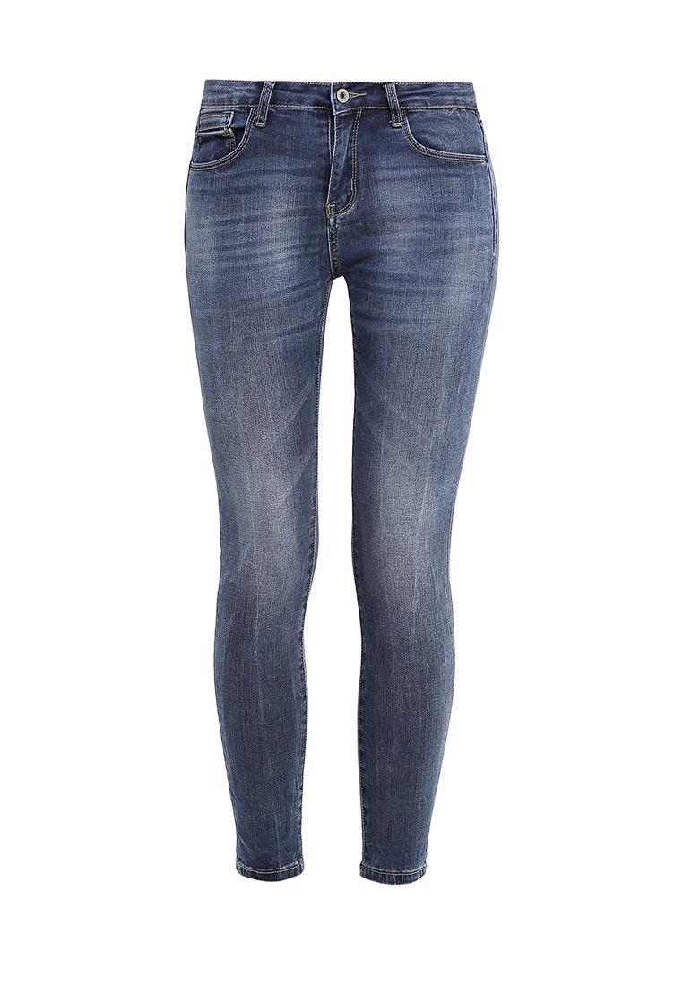 Зауженные джинсы Jack & Berry R33-JK537