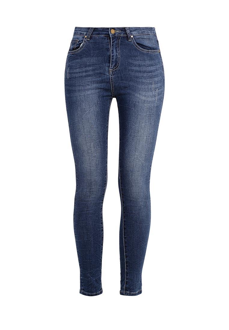 Зауженные джинсы Jack & Berry R33-JK816