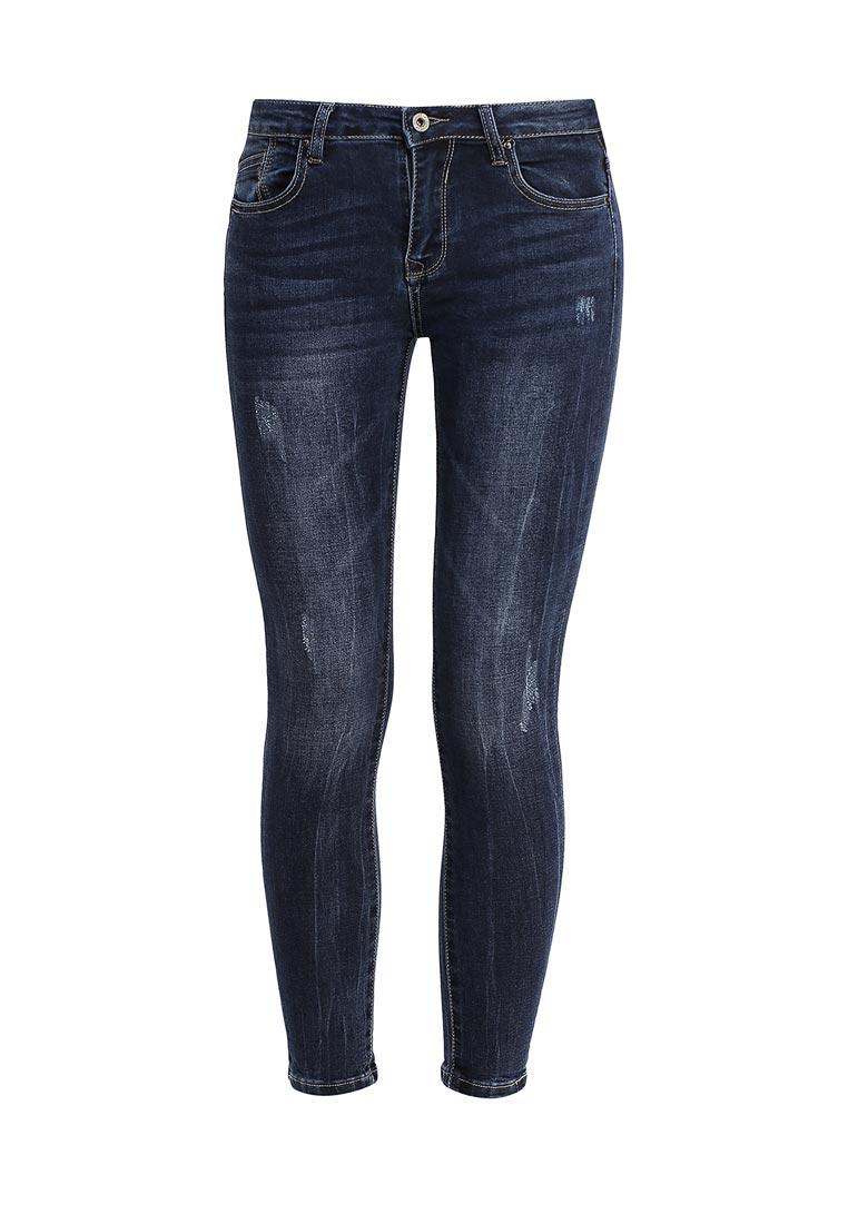 Зауженные джинсы Jack & Berry R33-JK866