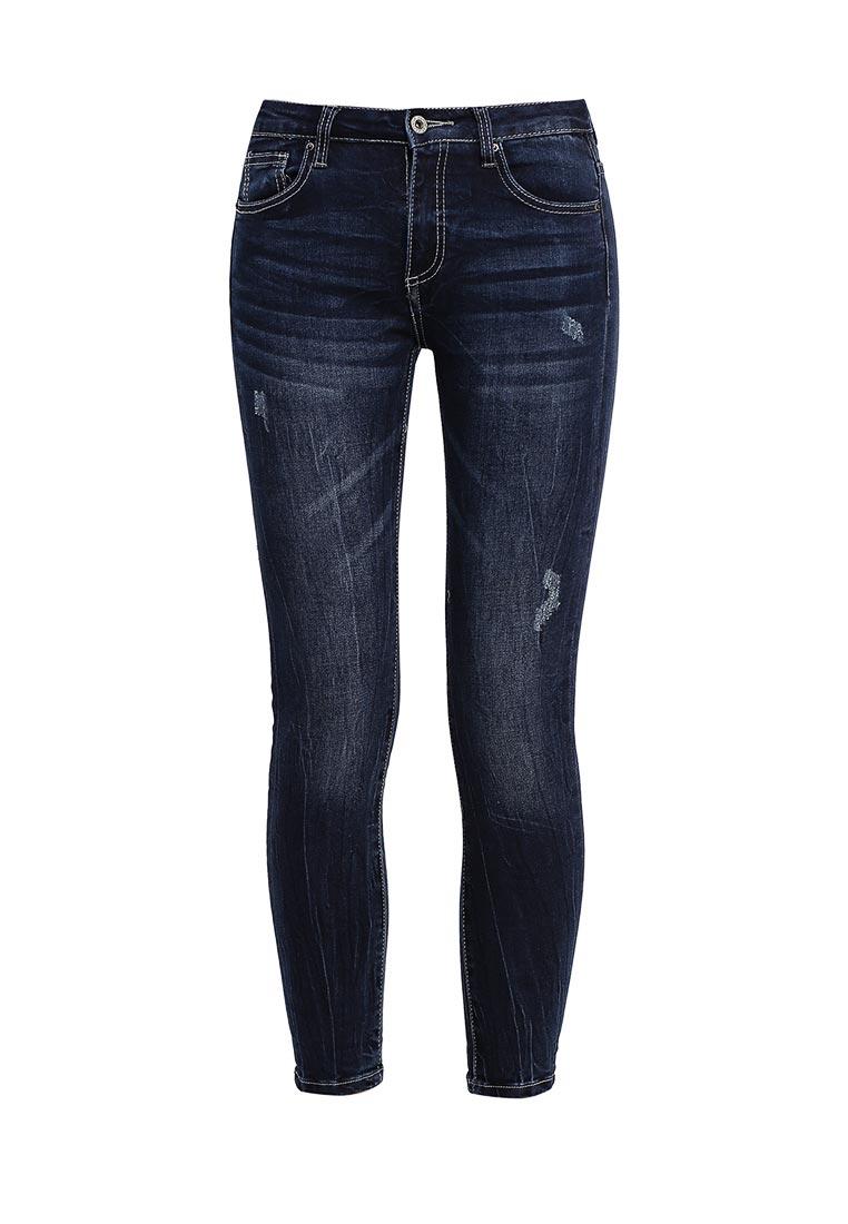 Зауженные джинсы Jack & Berry R33-JK880