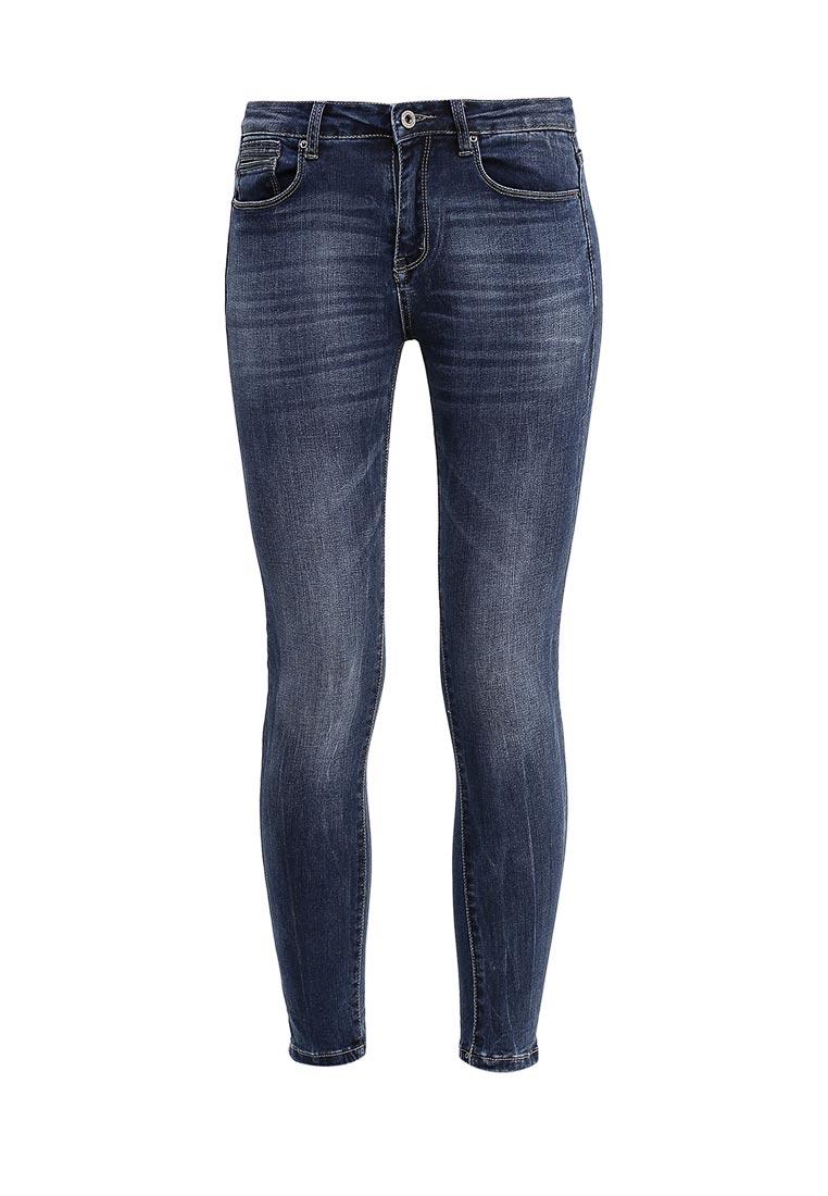 Зауженные джинсы Jack & Berry R33-JK911