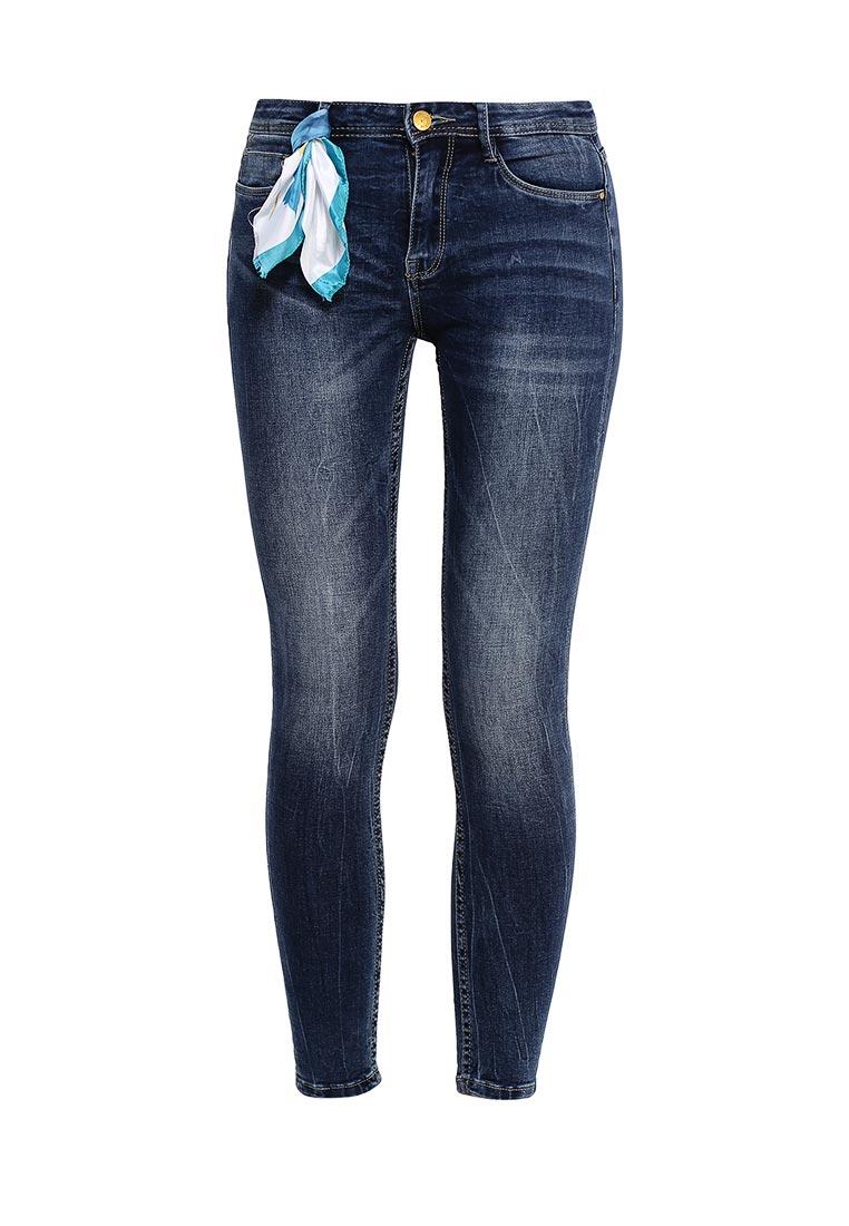 Зауженные джинсы Jack & Berry R33-JK957