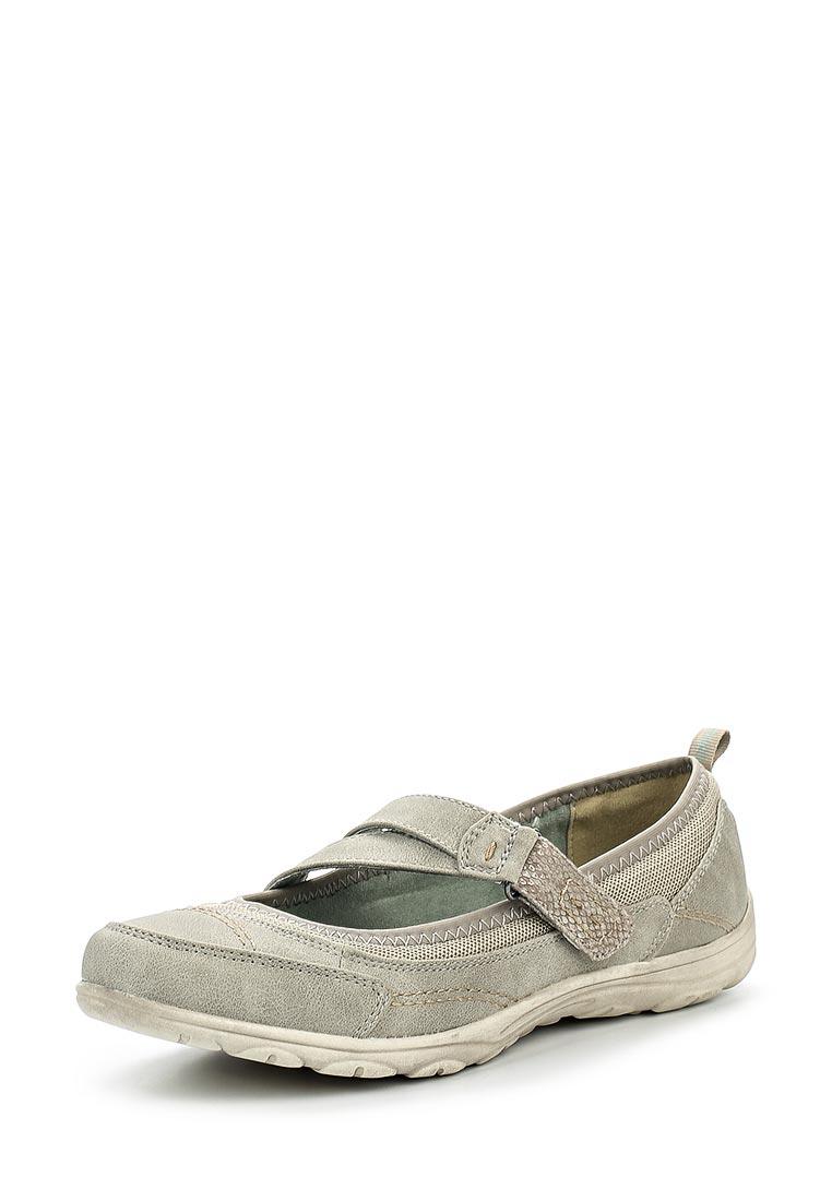 Туфли на плоской подошве Jana 8-8-24663-28-204