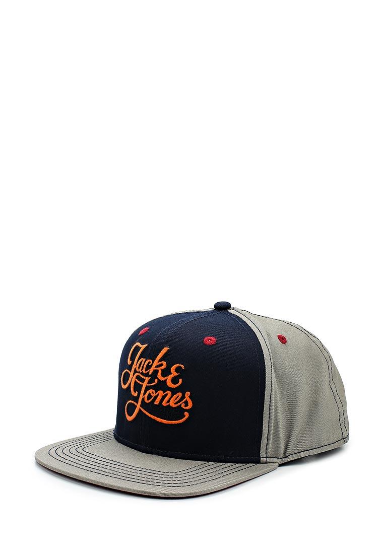 Бейсболка Jack & Jones (Джек Энд Джонс) 12132488