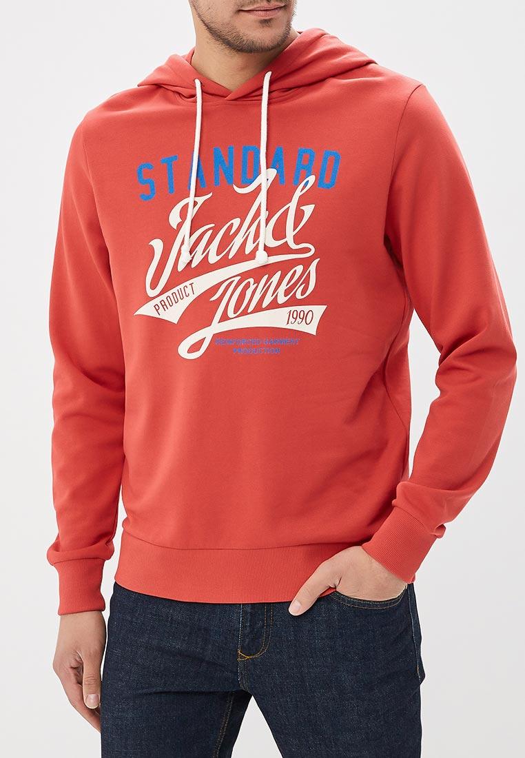 Мужские худи Jack & Jones (Джек Энд Джонс) 12138436