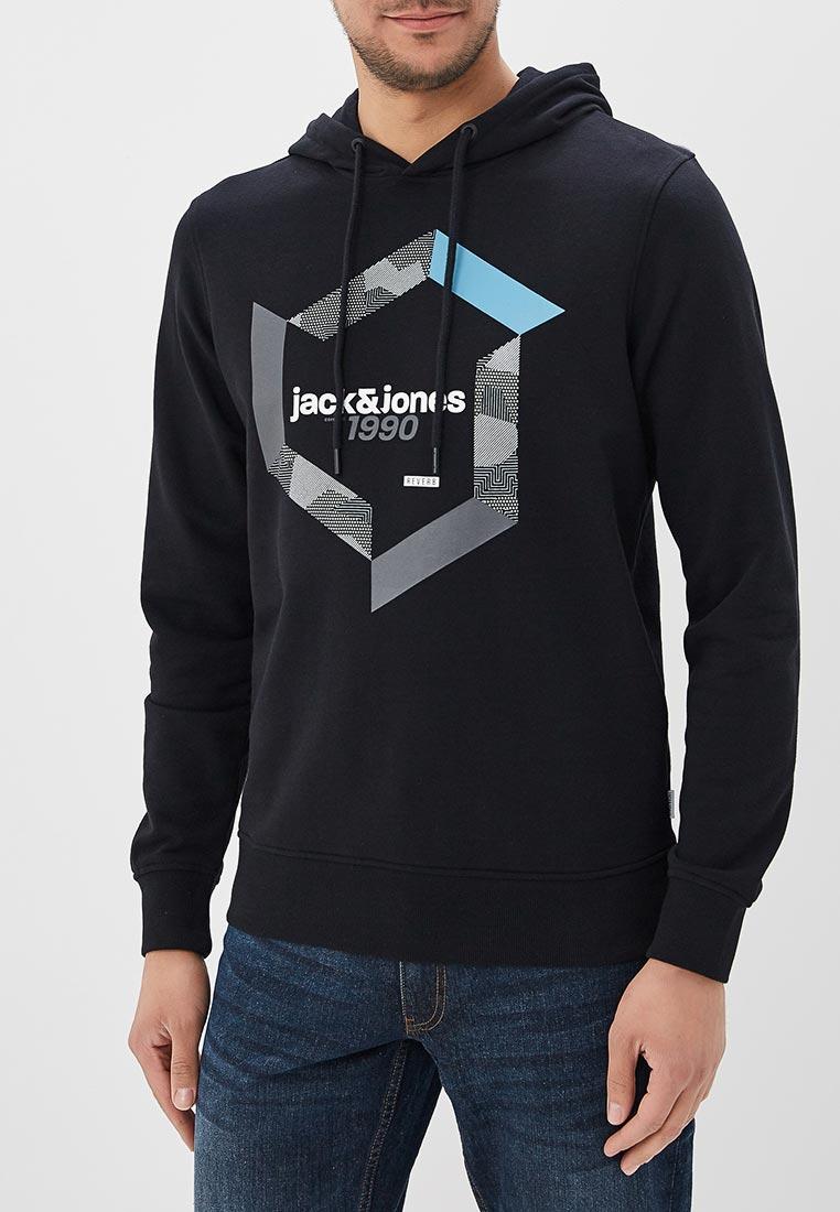 Мужские худи Jack & Jones (Джек Энд Джонс) 12135459