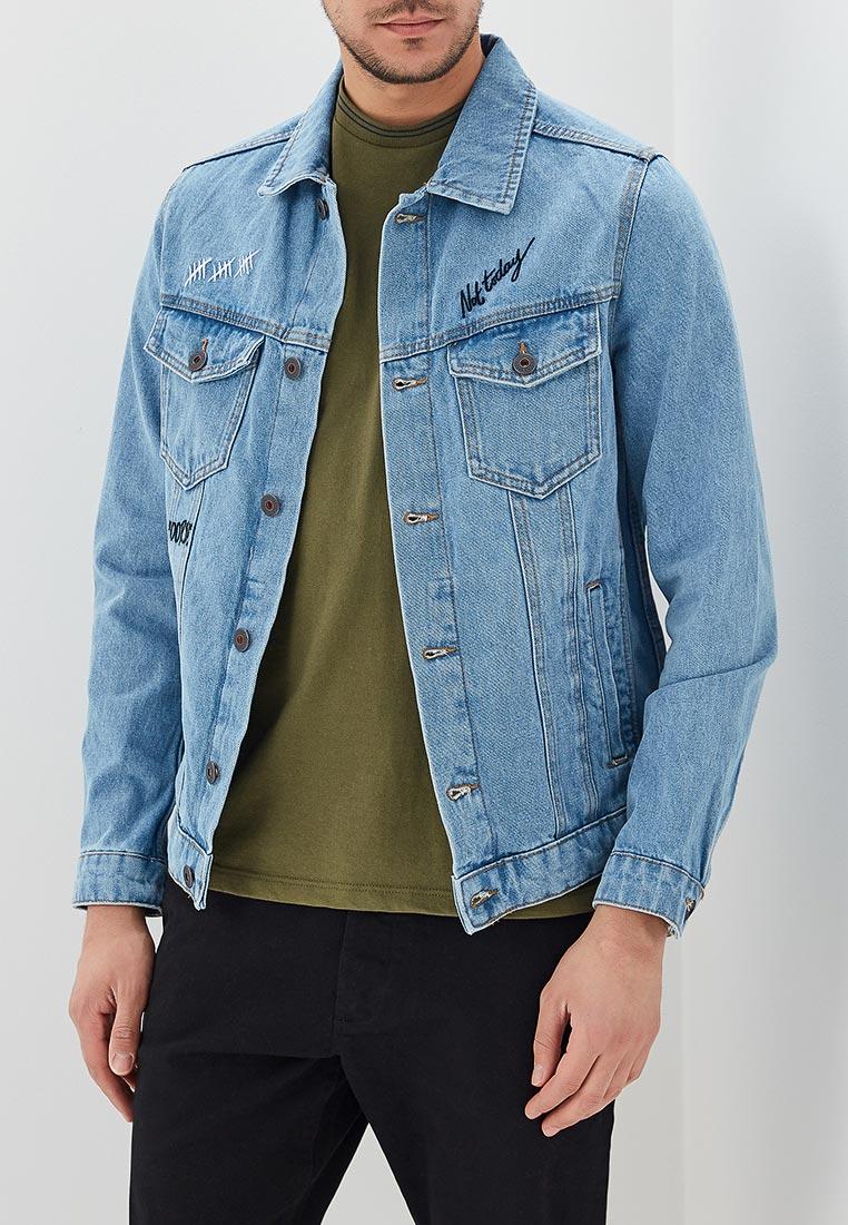 Джинсовая куртка Jack & Jones 12135499