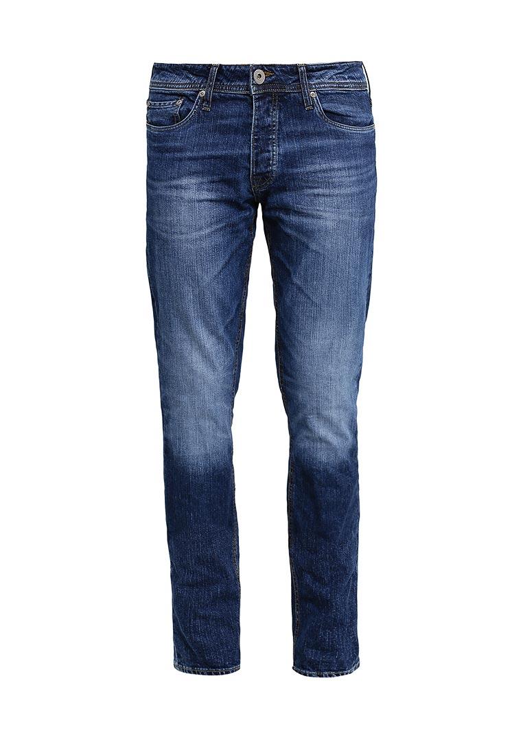 Зауженные джинсы Jack & Jones 12110047