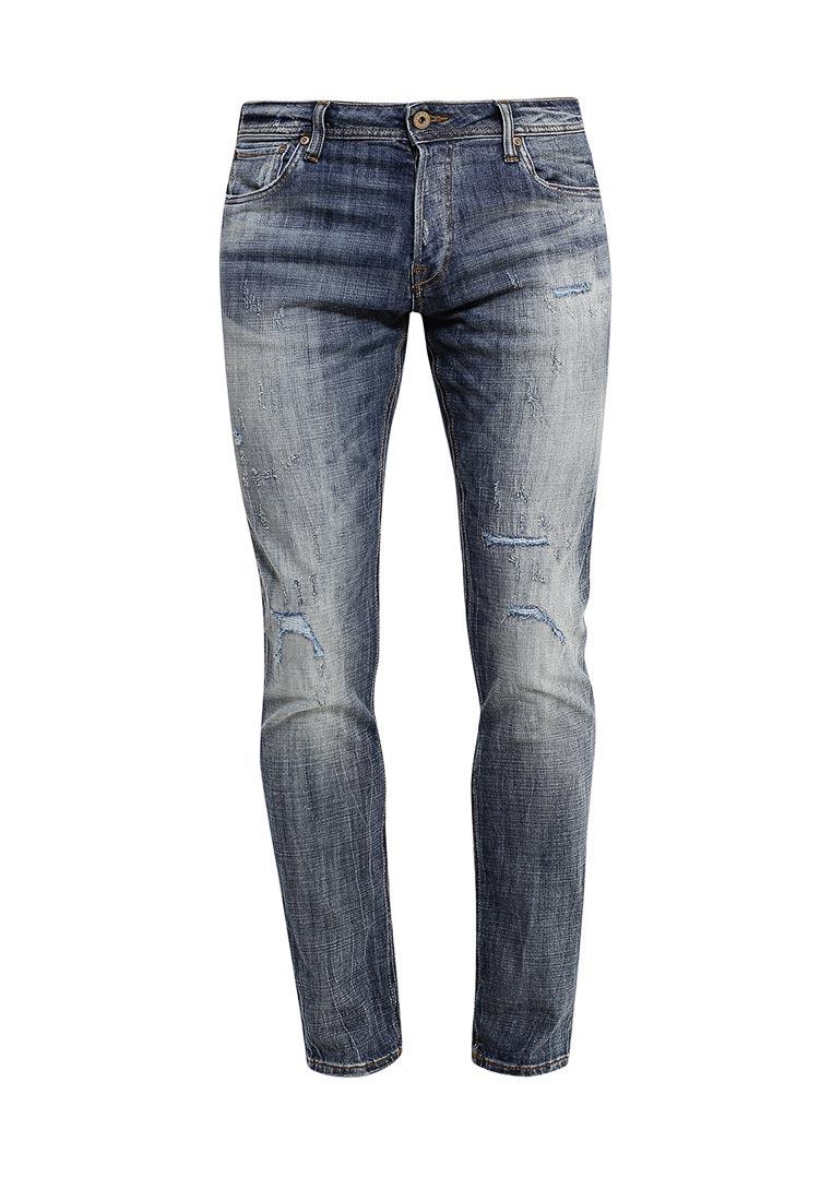 Зауженные джинсы Jack & Jones 12117737