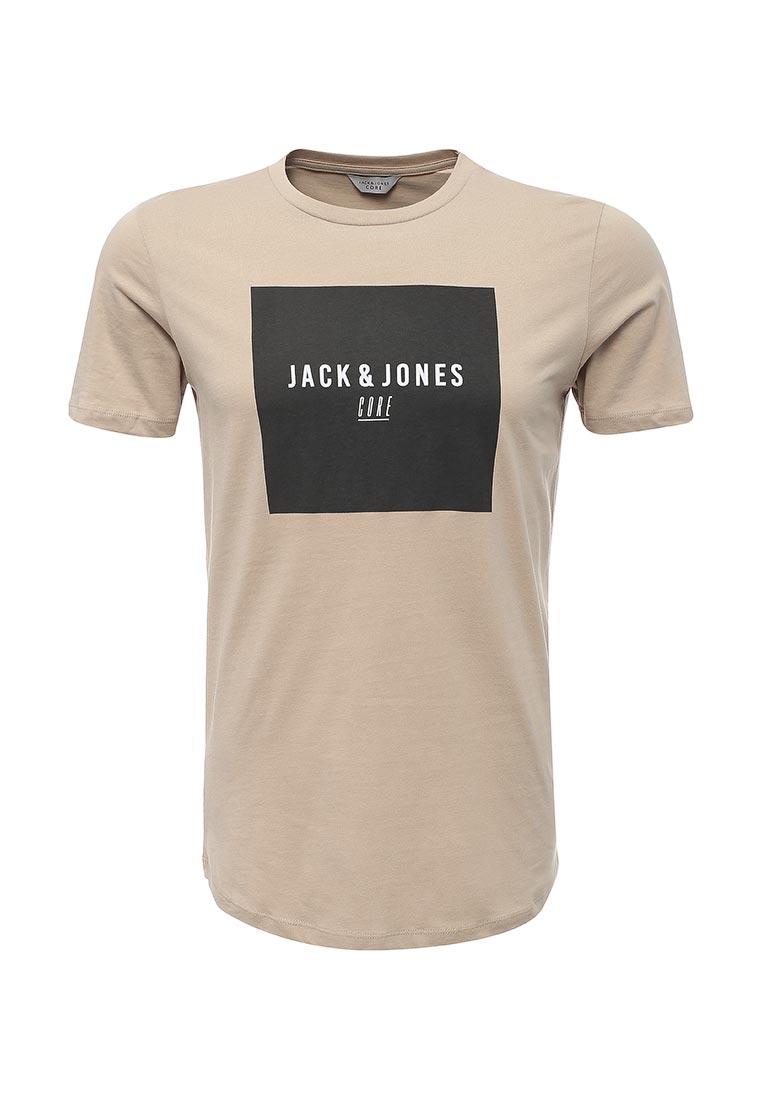 Футболка с коротким рукавом Jack & Jones 12120433