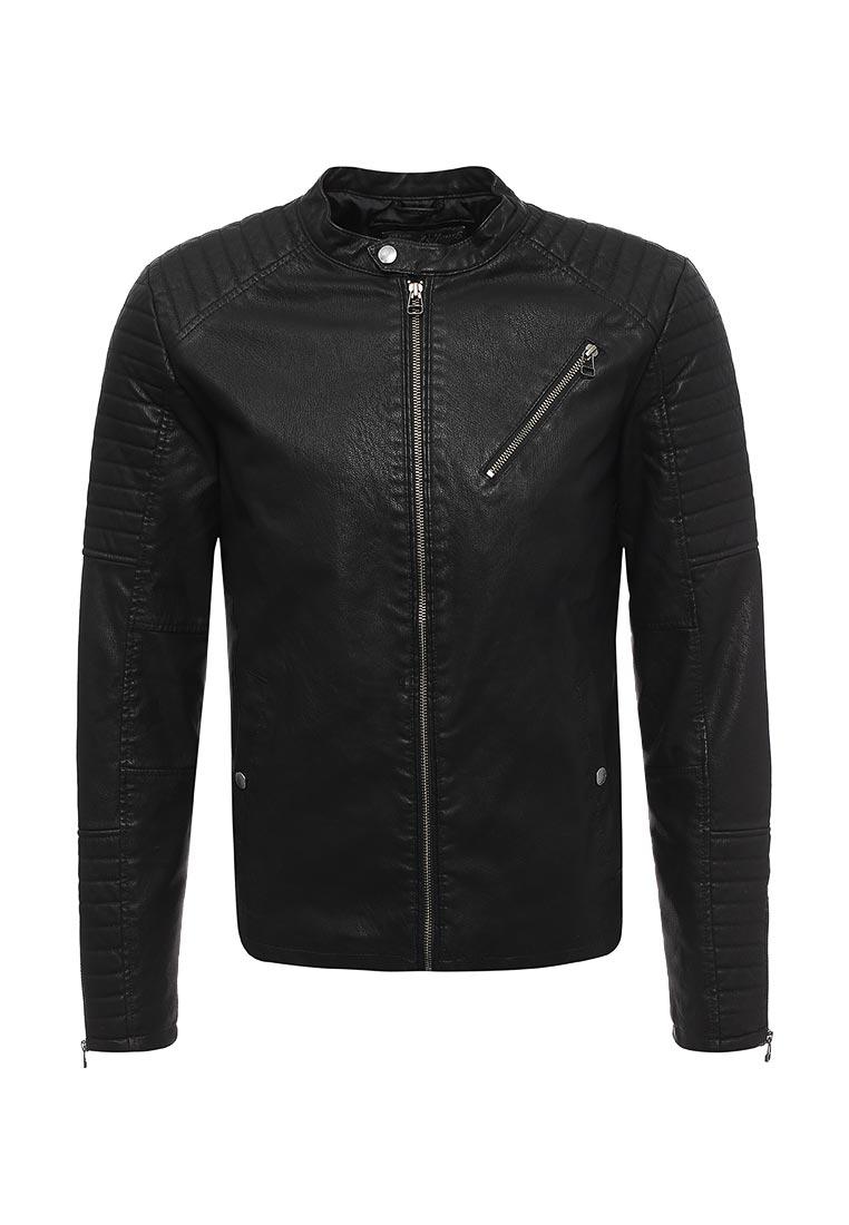 Кожаная куртка Jack & Jones 12120542
