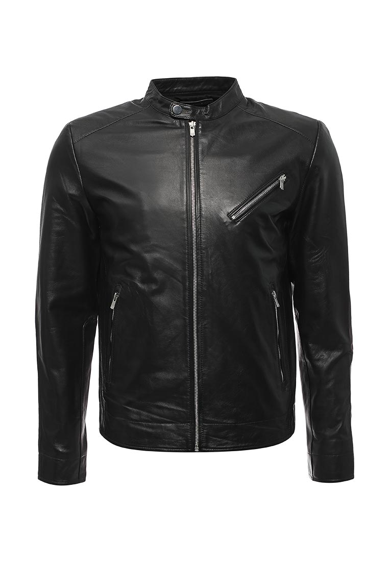 Кожаная куртка Jack & Jones 12122747