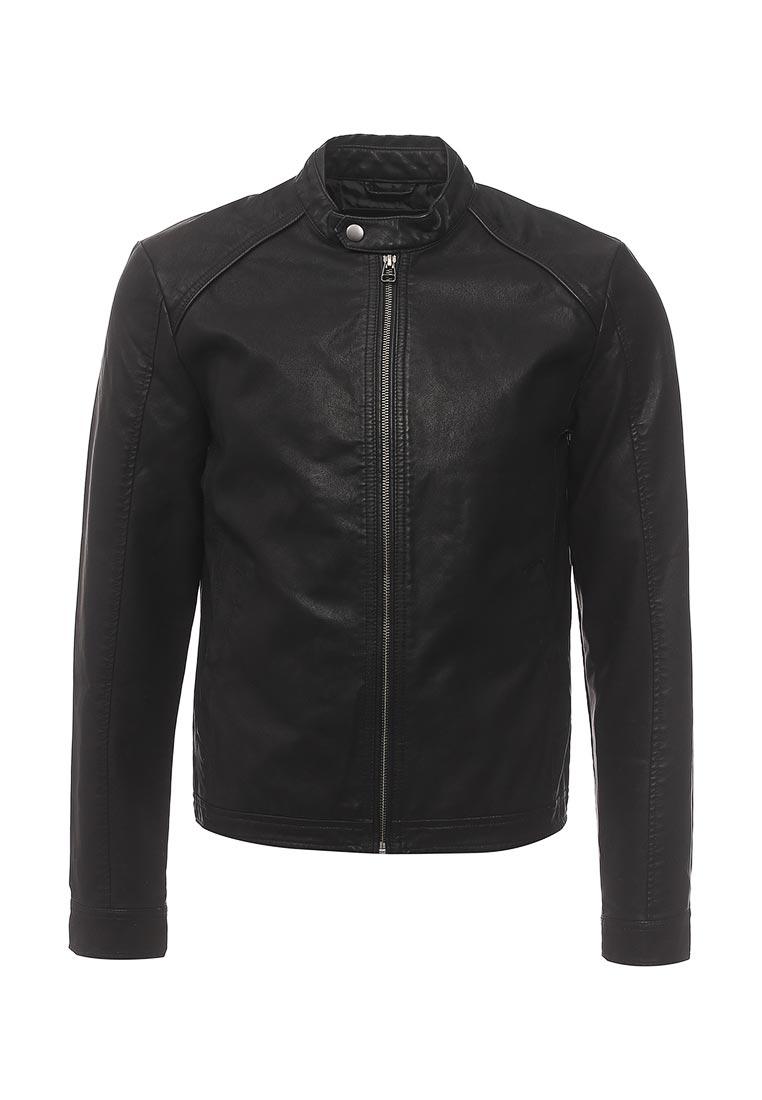 Кожаная куртка Jack & Jones (Джек Энд Джонс) 12125440