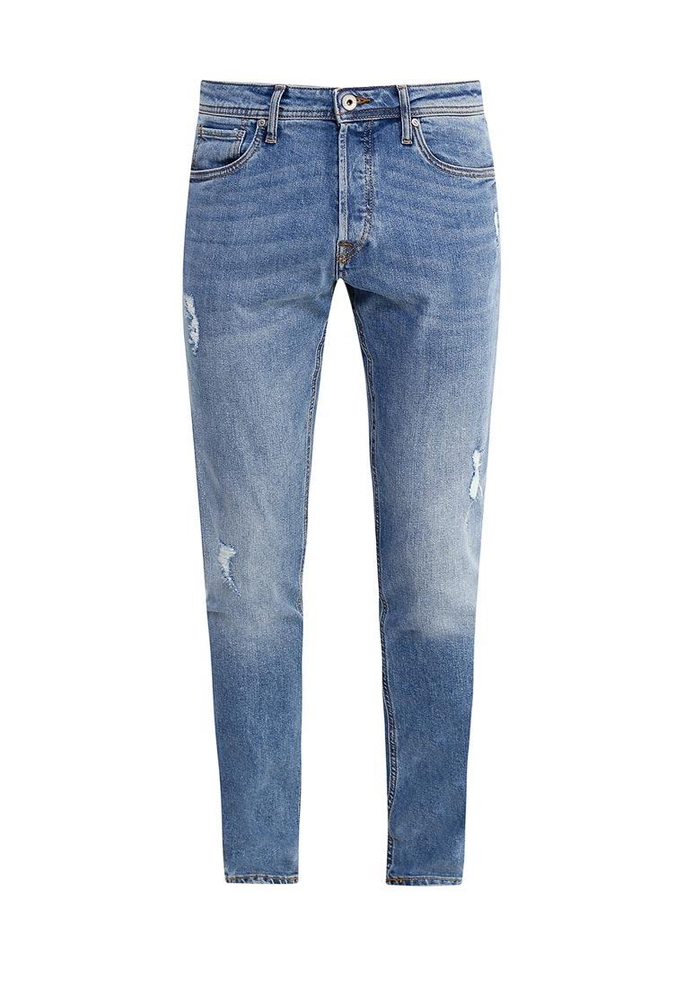 Зауженные джинсы Jack & Jones 12123239