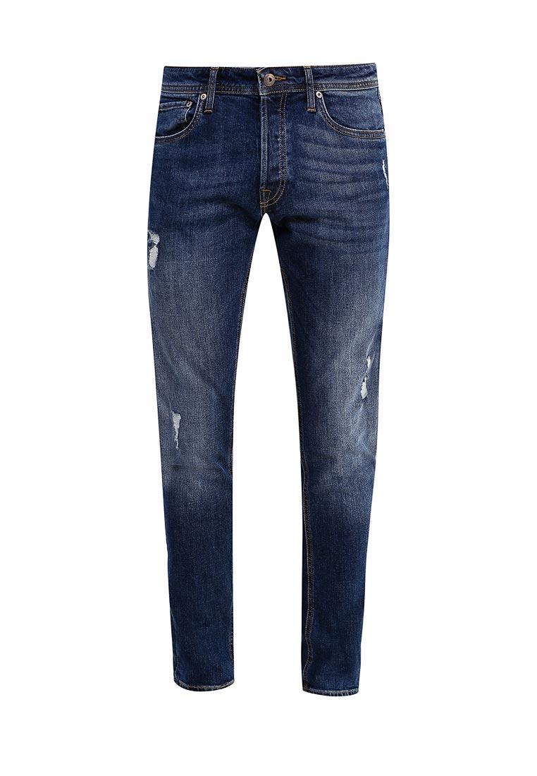 Зауженные джинсы Jack & Jones 12123240