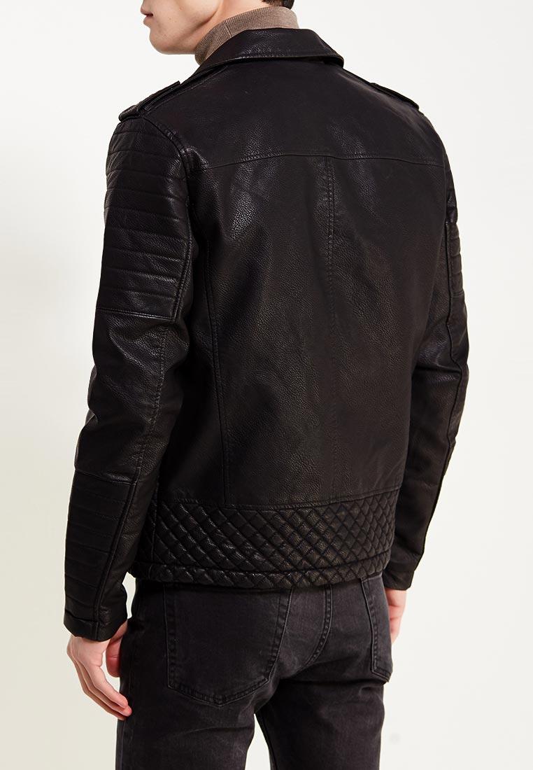 Кожаная куртка Jack & Jones 12122554: изображение 4