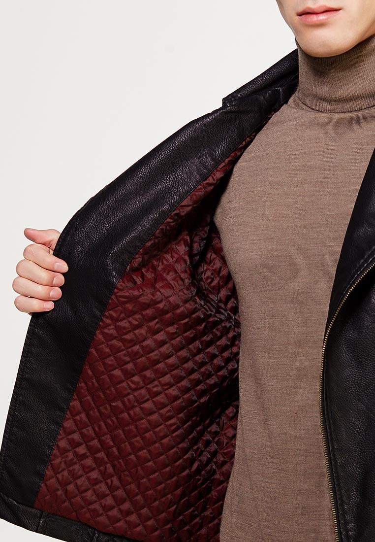 Кожаная куртка Jack & Jones 12122554: изображение 5