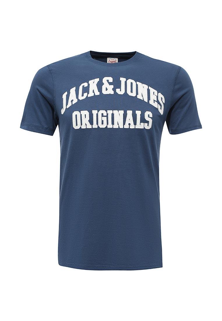 Футболка с коротким рукавом Jack & Jones 12123485