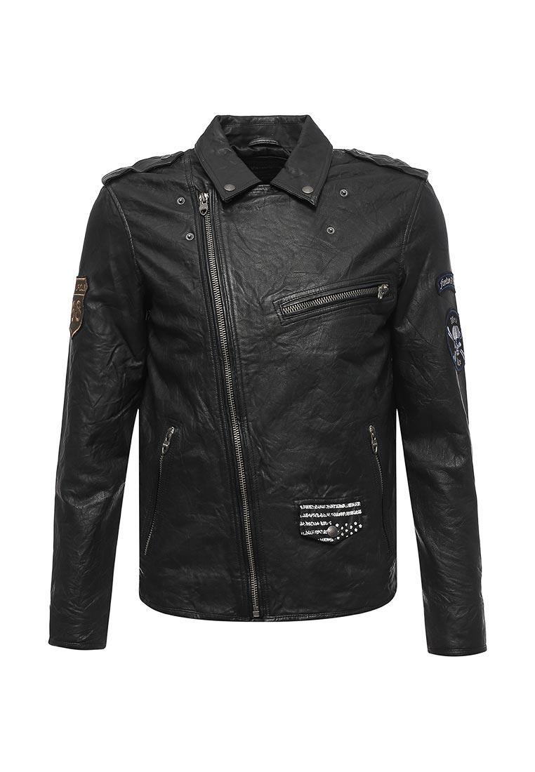 Кожаная куртка Jack & Jones 12125728