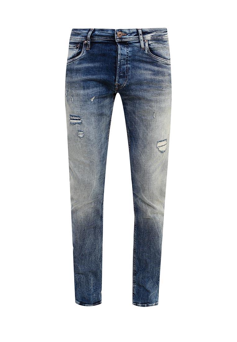 Зауженные джинсы Jack & Jones 12124564