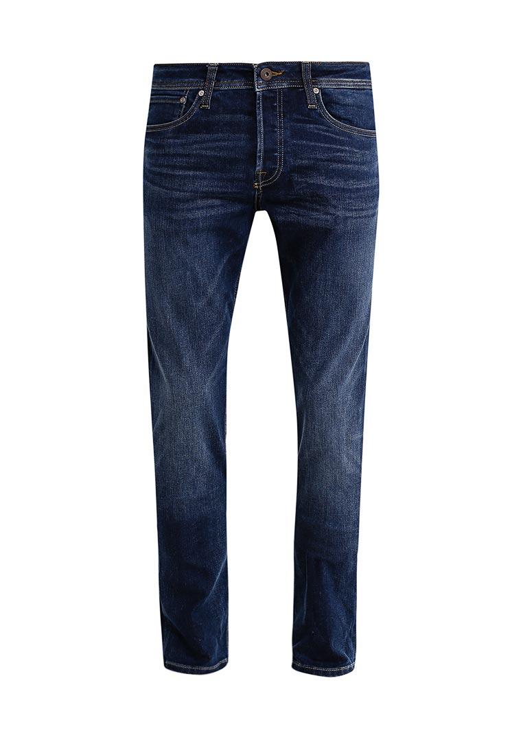 Зауженные джинсы Jack & Jones (Джек Энд Джонс) 12125486