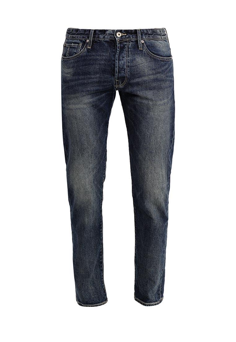 Зауженные джинсы Jack & Jones 12125557