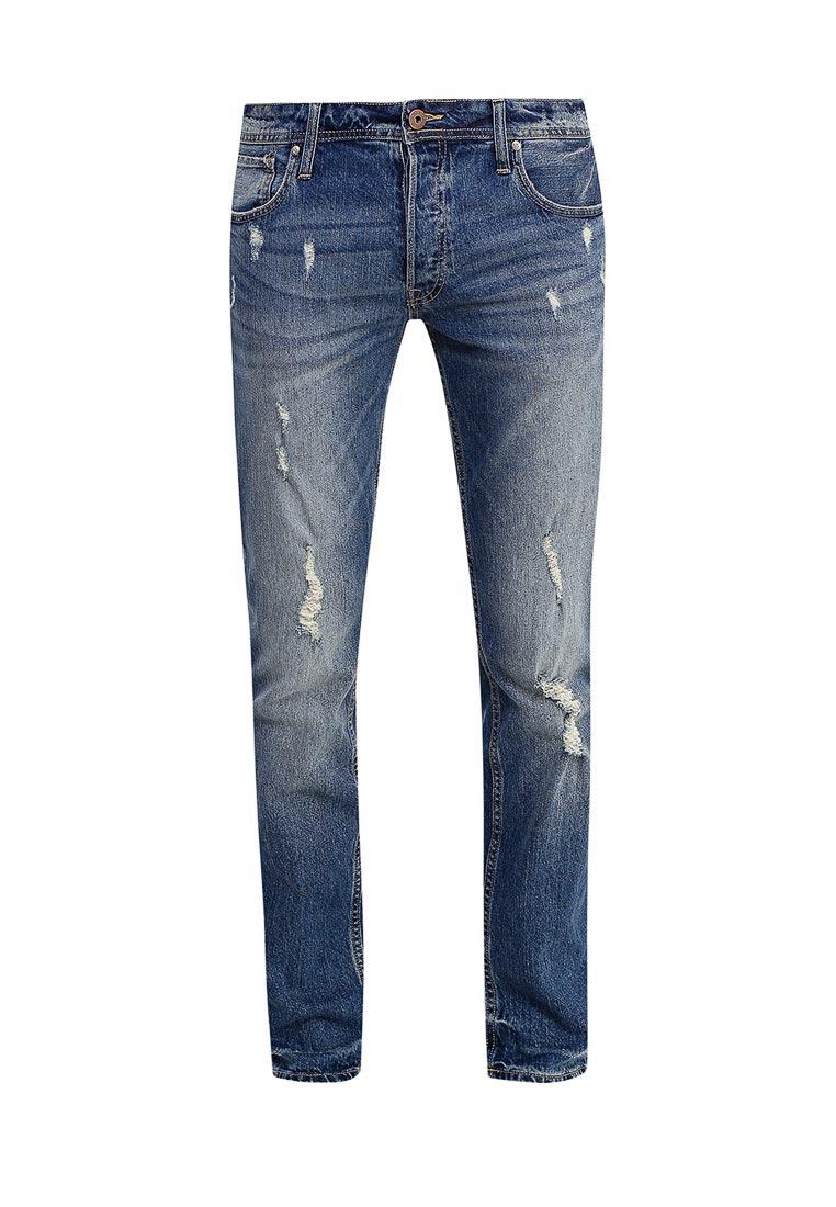 Зауженные джинсы Jack & Jones 12125565