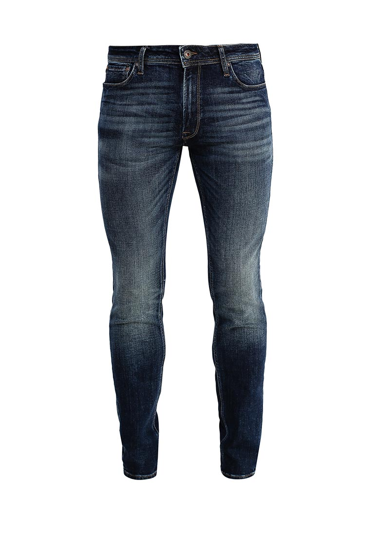 Зауженные джинсы Jack & Jones 12125703