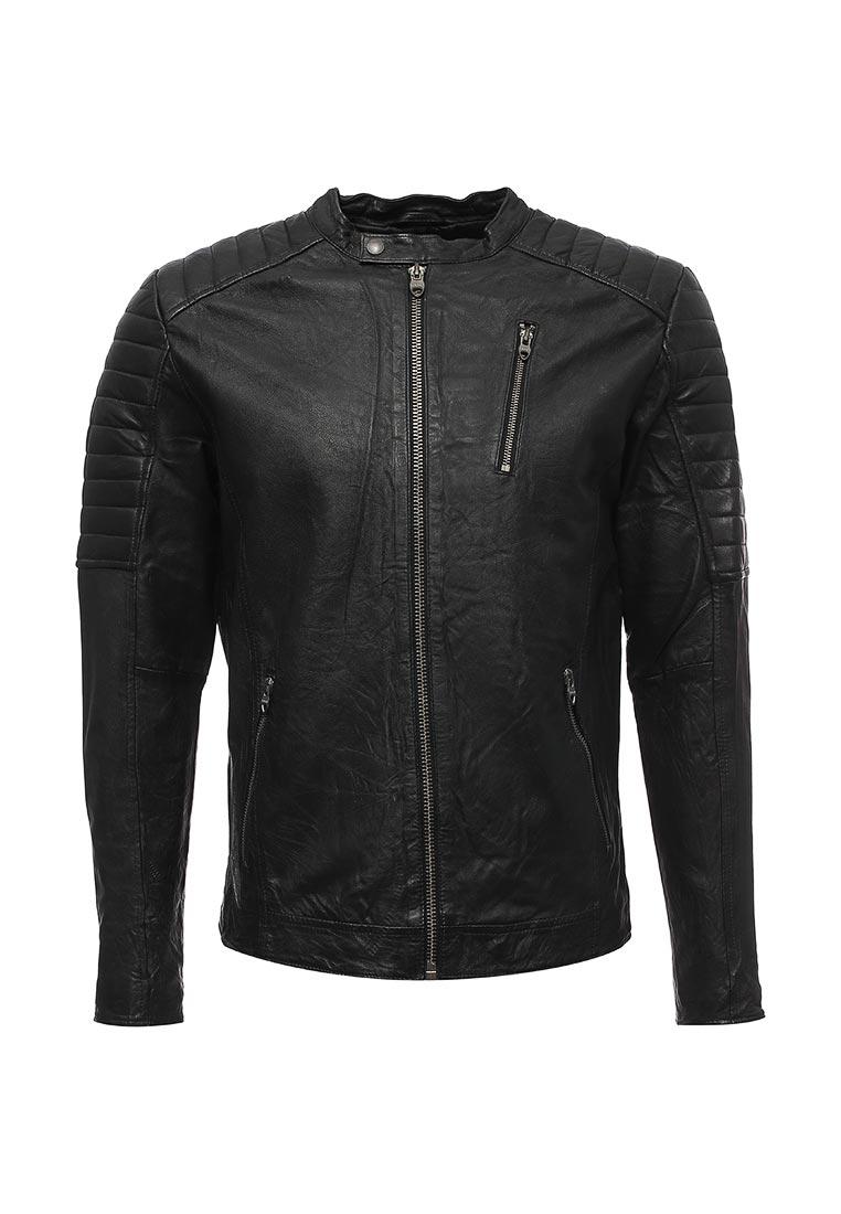 Кожаная куртка Jack & Jones 12117172