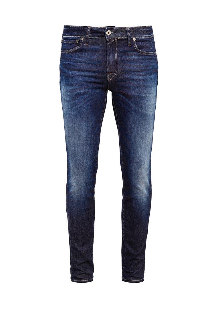 Зауженные джинсы Jack & Jones 12134237
