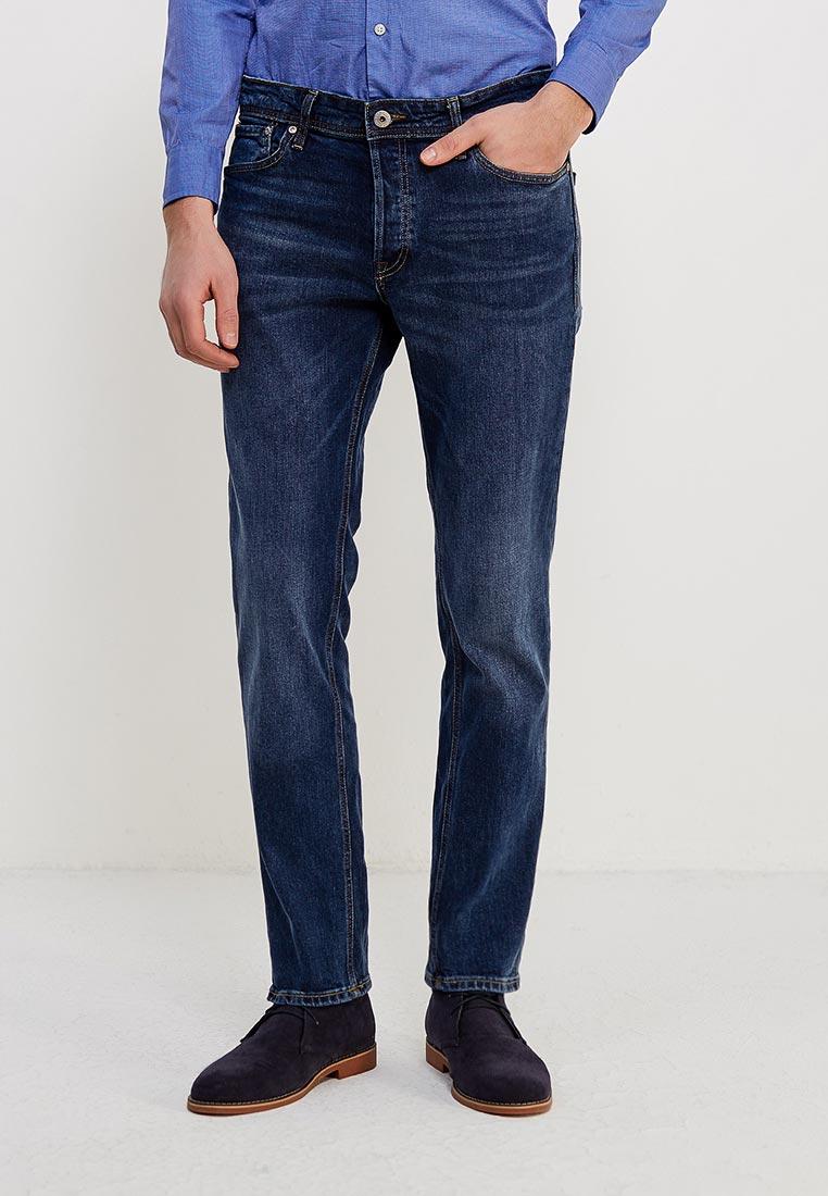 Зауженные джинсы Jack & Jones (Джек Энд Джонс) 12130512