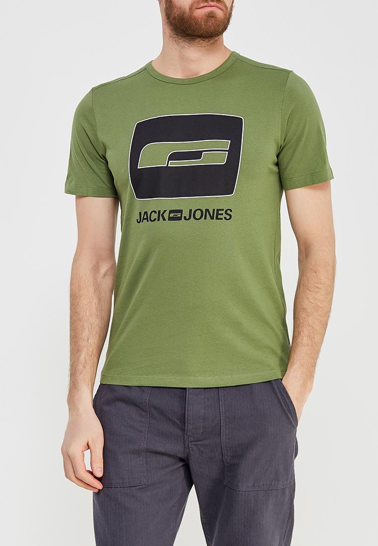 Футболка с коротким рукавом Jack & Jones 12132221