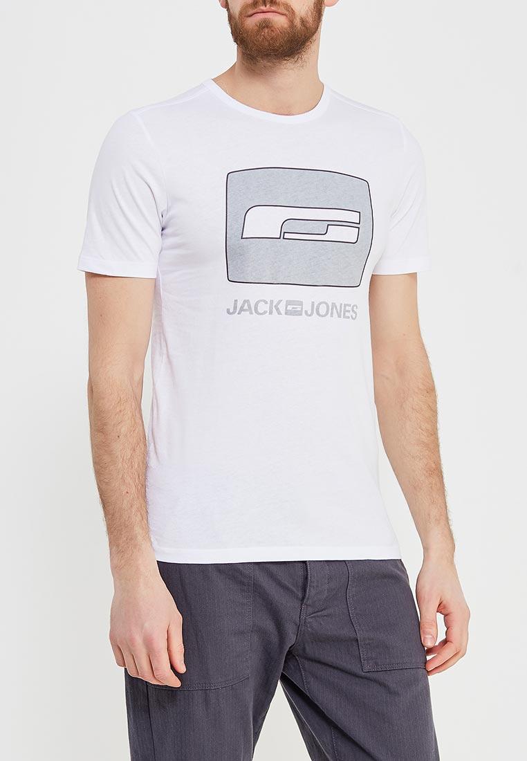 Футболка с коротким рукавом Jack & Jones (Джек Энд Джонс) 12132221