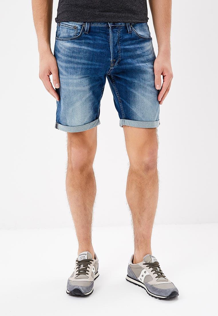 Мужские повседневные шорты Jack & Jones (Джек Энд Джонс) 12132225