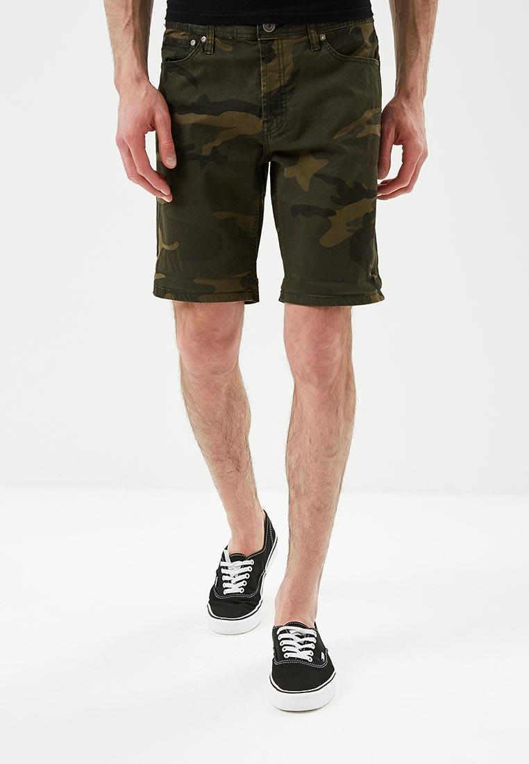 Мужские повседневные шорты Jack & Jones (Джек Энд Джонс) 12132687